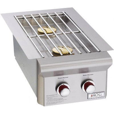 AOG  T-Series Drop-In Natural Gas Double Side Burner 3282T