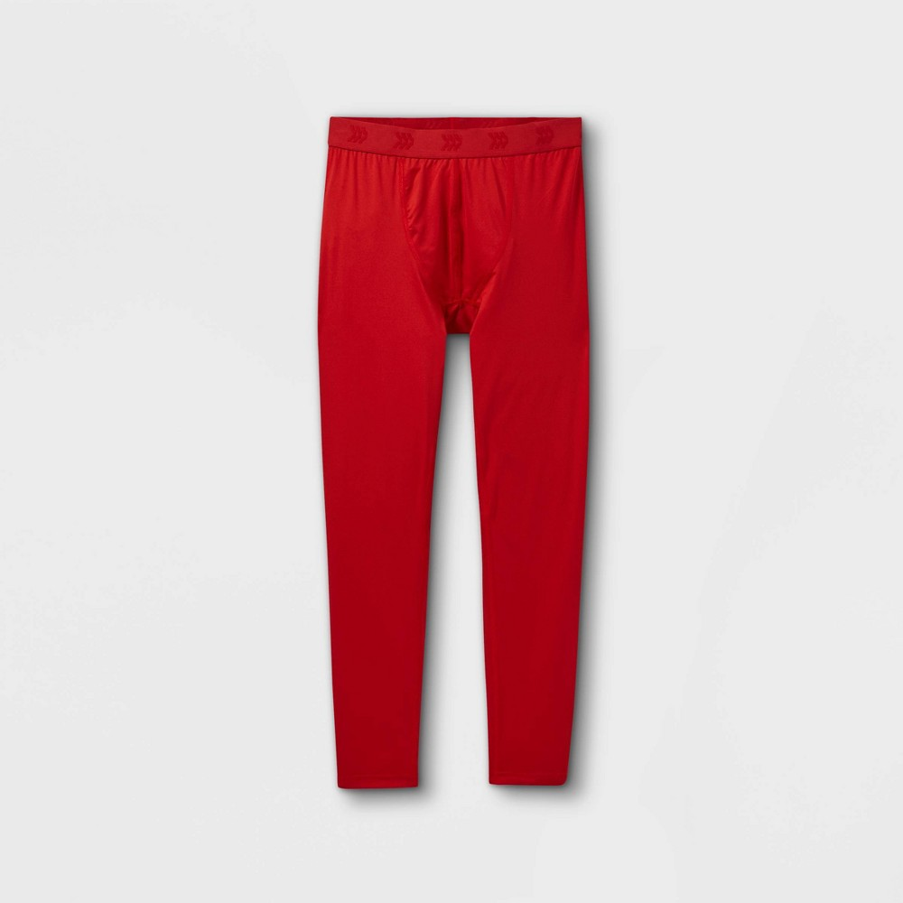 Boys 39 Fitted Performance Tights All In Motion 8482 Red Xs