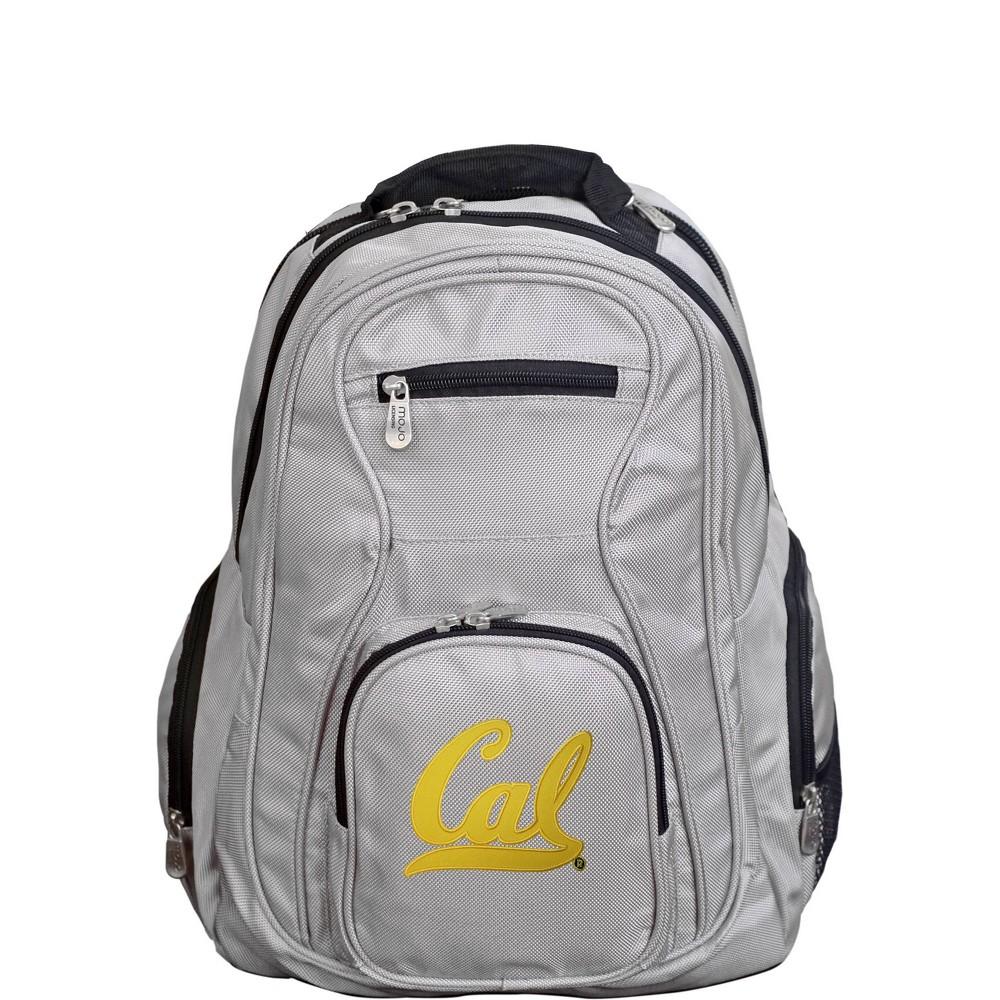 NCAA Cal Golden Bears Gray Premium Laptop Bag