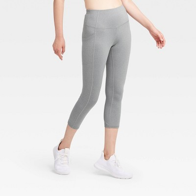 "Women's Sculpted Mid-Rise Capri Leggings 21"" - All in Motion™"