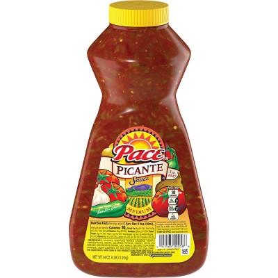 Pace Medium Picante Sauce 64oz