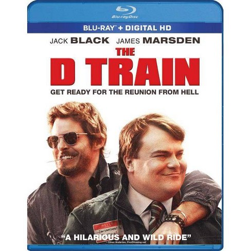 The D Train (Blu-ray) - image 1 of 1