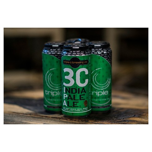 Triple C® 3C IPA - 4pk / 12oz Cans - image 1 of 1