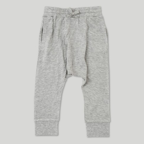 Toddler Boys' Afton Street Fleece Jogger - Gray - image 1 of 2
