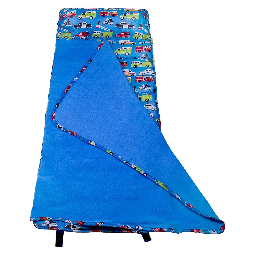 Olive Kids Heroes Easy Clean Nap Mat - Blue (2.5 Lb), Multi-Colored