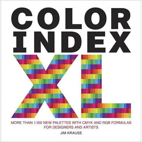 Color Index XL - by  Jim Krause (Paperback) - image 1 of 1
