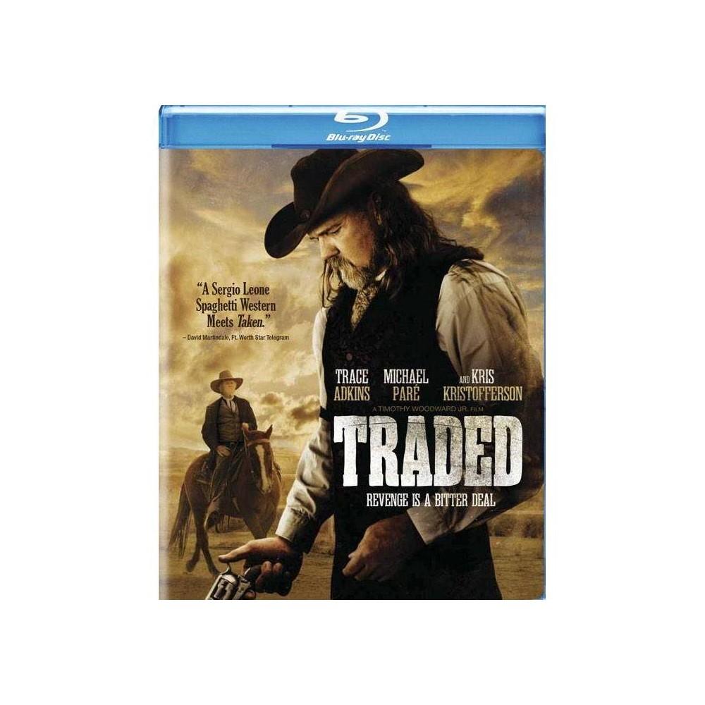 Traded Blu Ray 2016