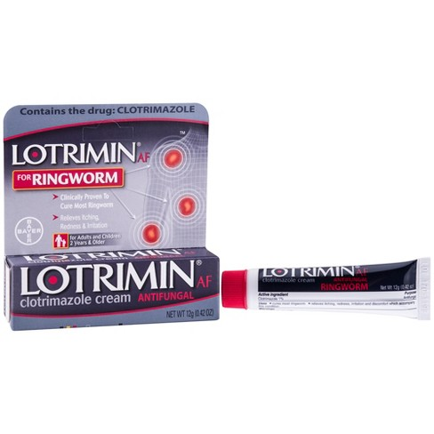 Lotrimin Antifungal Ringworm Cream 42 Oz