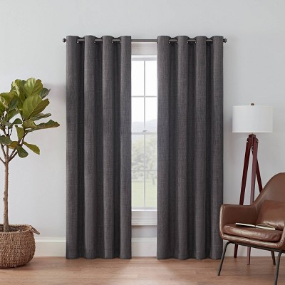 Rowland Blackout Curtain Panel - Eclipse