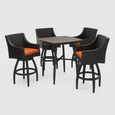 Deco 5pc Barstool Set -  RST Brands