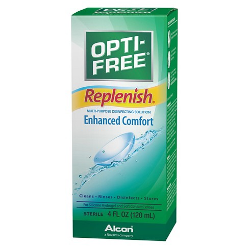 Replenish Multi-Purpose Disinfecting Solution for Contact Lens - image 1 of 2