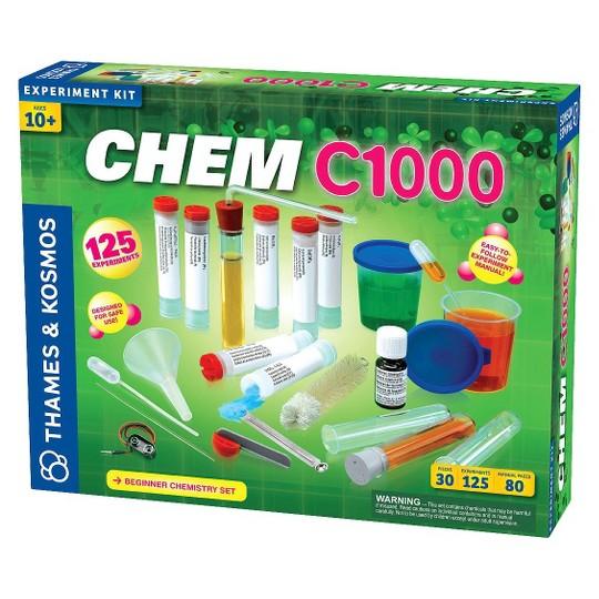 Thames & Kosmos Chem C1000 (V 2.0) image number null