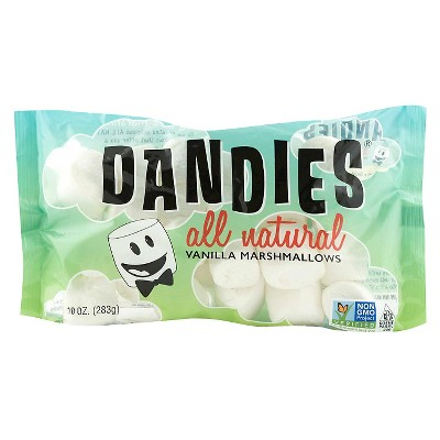 Marshmallows: Dandies Marshmallows