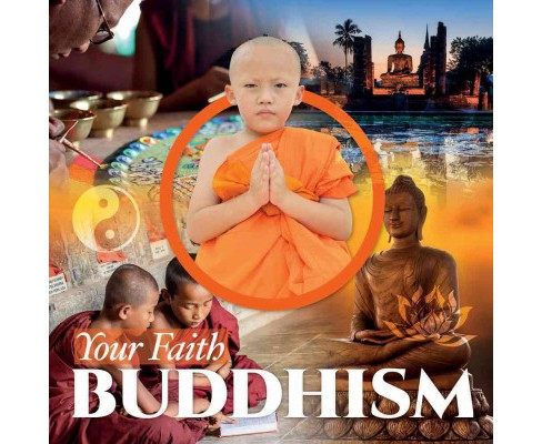 Buddhism -  (Your Faith) by Harriet Brundle (Hardcover) - image 1 of 1
