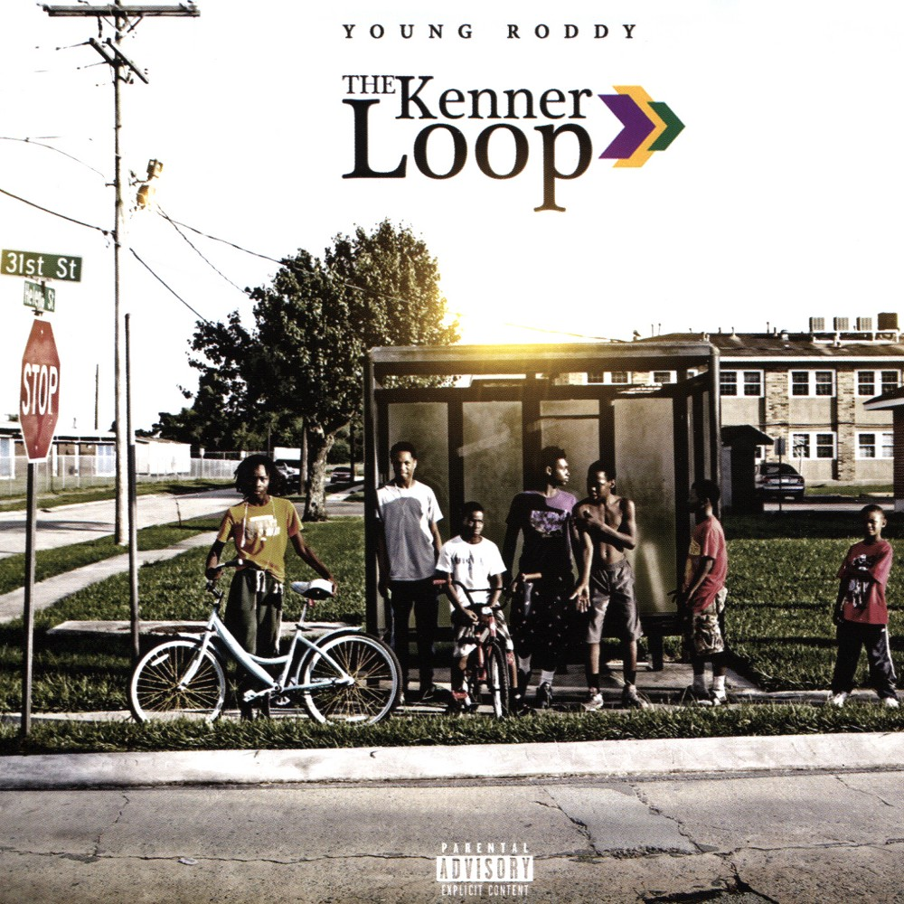 Young Roddy - Kenner Loop (CD)