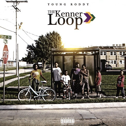 Young roddy - Kenner loop (CD) - image 1 of 1