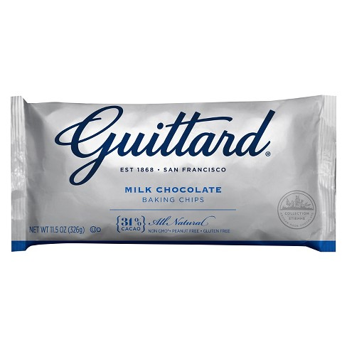 Guittard® Milk Chocolate Baking Chip 11.5 oz - image 1 of 1