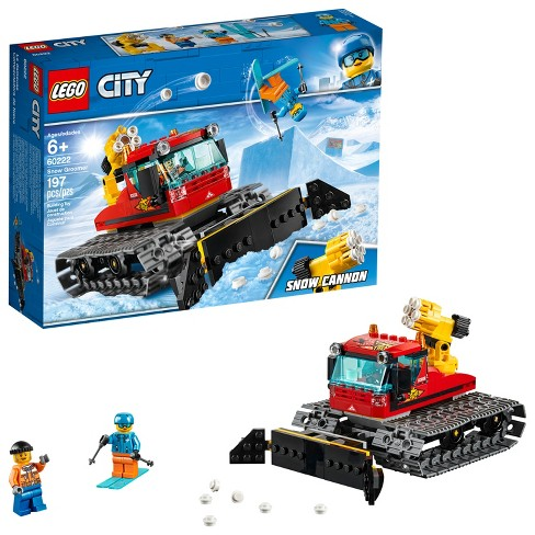LEGO City Snow Groomer 60222 - image 1 of 7