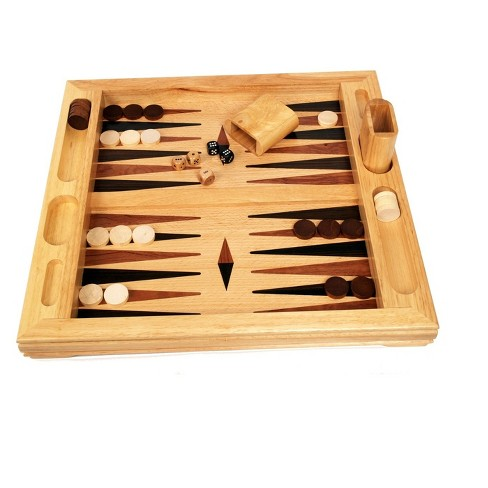 Table-Top Backgammon Board Game Board Game - image 1 of 1