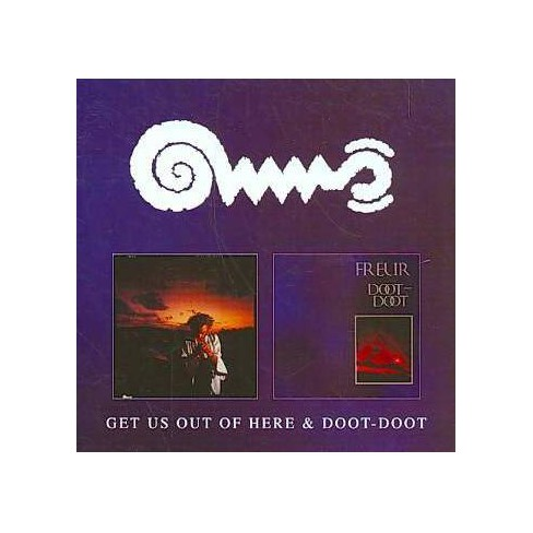 Freur - Get Us Out Of Here/Doot Doot (CD) - image 1 of 1