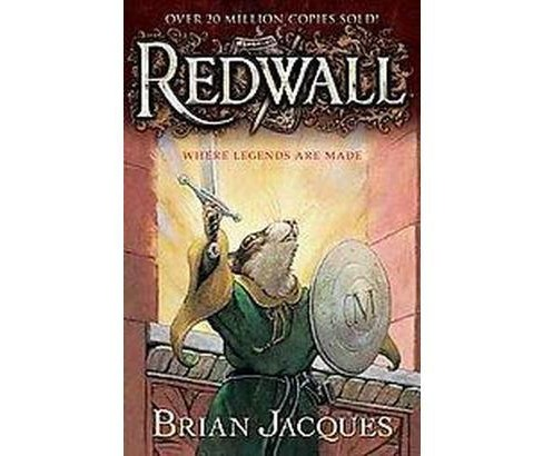 Redwall (Paperback) (Brian Jacques) - image 1 of 1