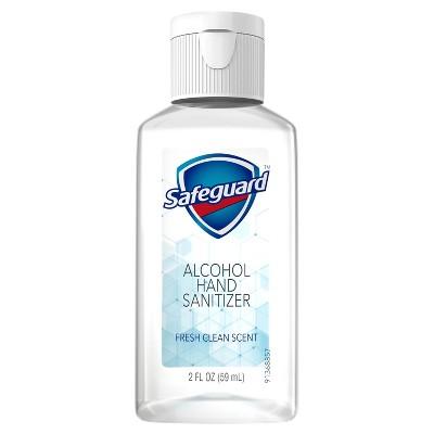 Safeguard Liquid Hand Sanitizer - Trial Size - 2 fl oz