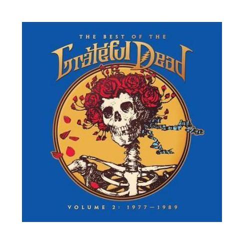 Grateful Dead - Best of The Grateful Dead Vol. 2: 1977-1989 (Vinyl) - image 1 of 1