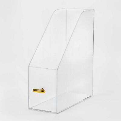 Acrylic Slim File Box - Project 62™