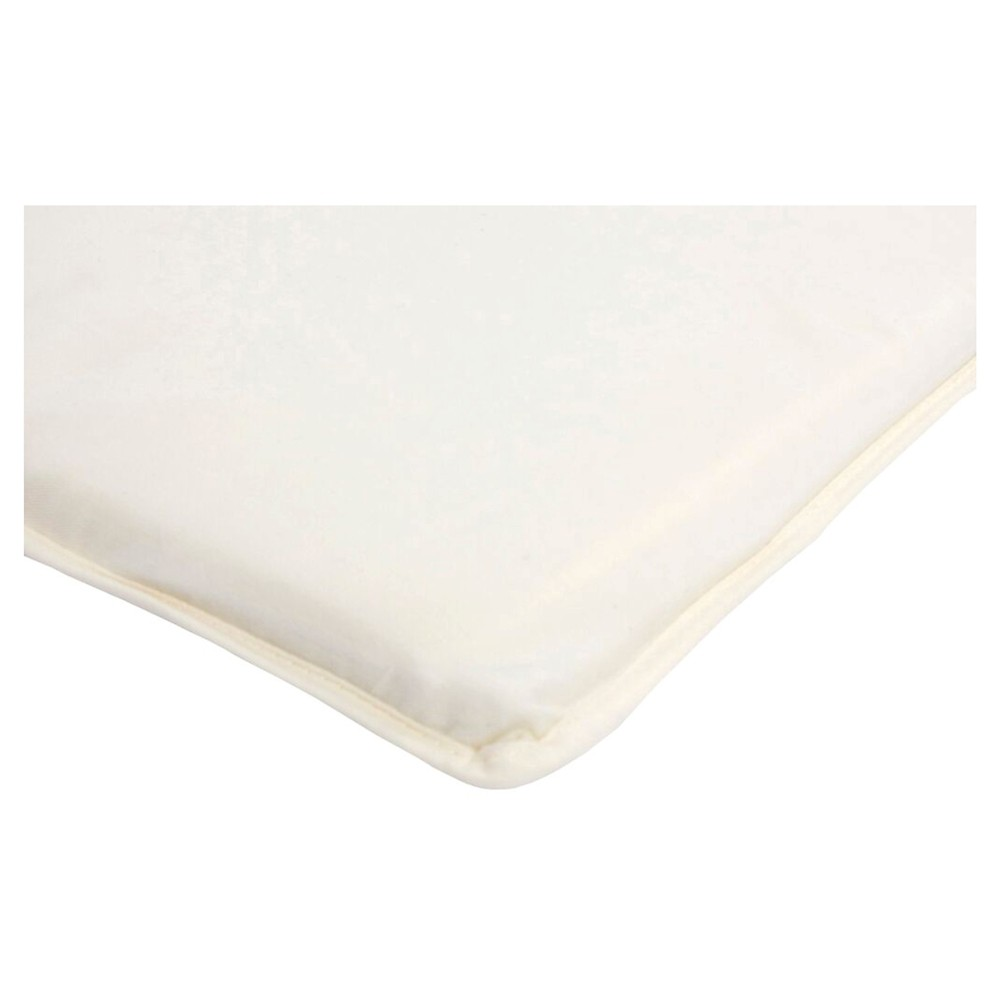 Image of Arm's Reach Co-Sleeper Baby Fitted Sheet - Natural