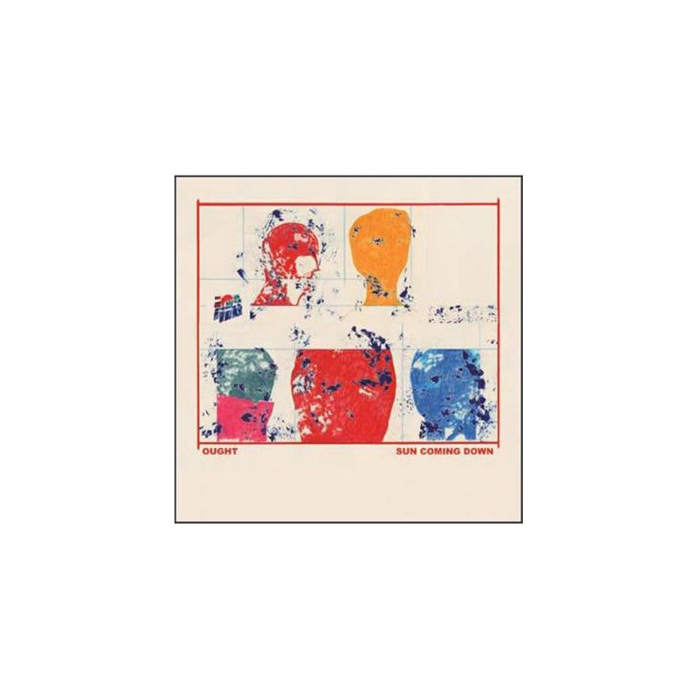 Ought - Sun Coming Down (CD)