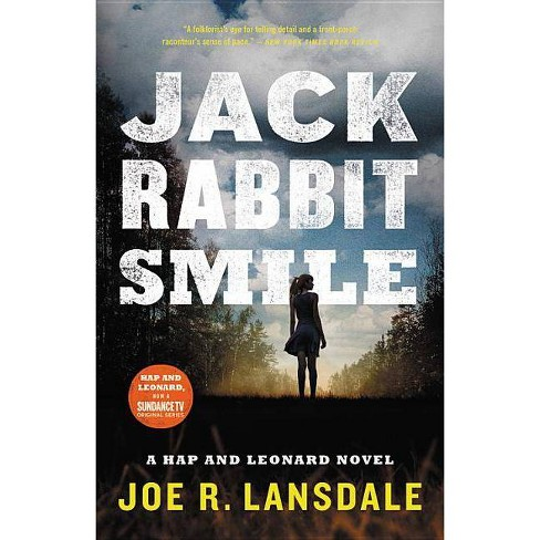 Jackrabbit Smile - (Hap and Leonard) by  Joe R Lansdale (Hardcover) - image 1 of 1