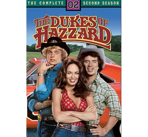 Dukes Of Hazzard:Complete Ssn2 (DVD) - image 1 of 1