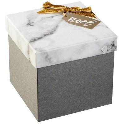 Gray Marble Square Gift Box Kit - Wondershop™  sc 1 st  Target & Gray Marble Square Gift Box Kit - Wondershop™ : Target