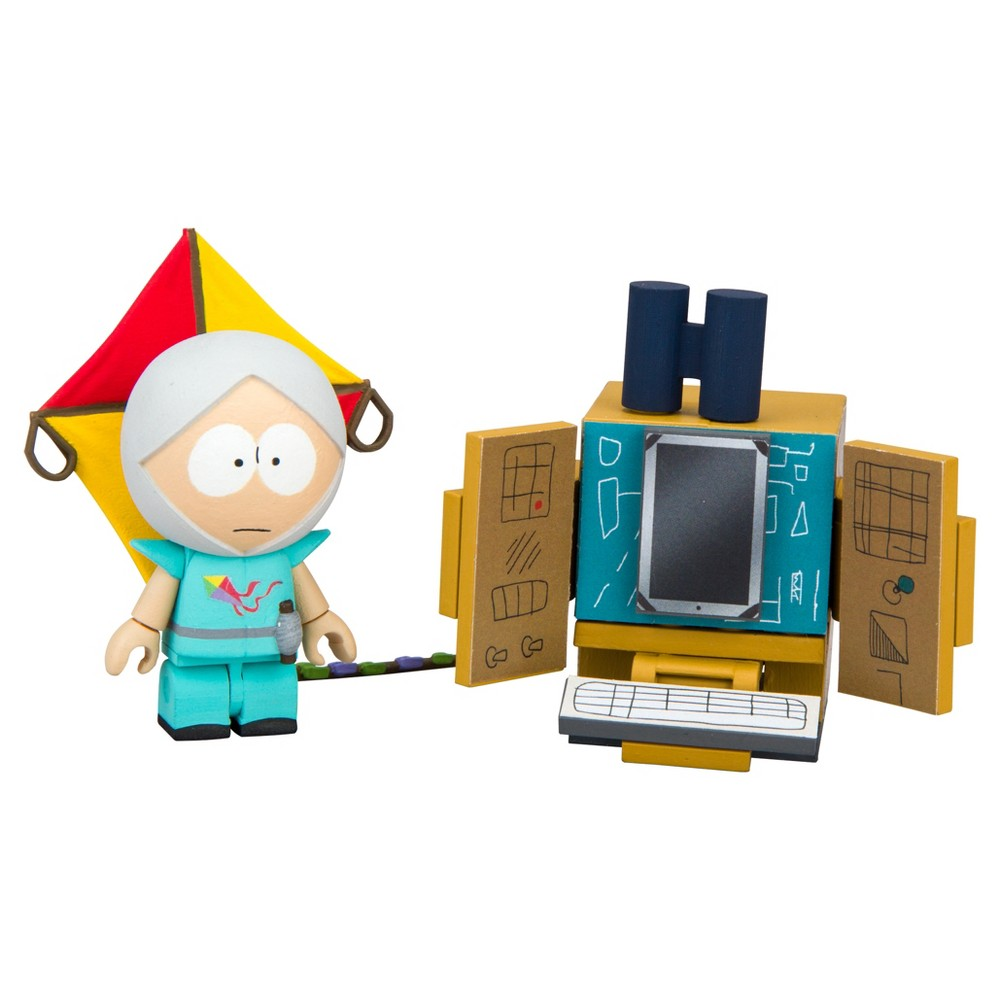 South Park Supercomputer Micro Building Sets