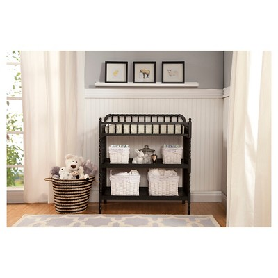 DaVinci Jenny Lind Changing Table - Black