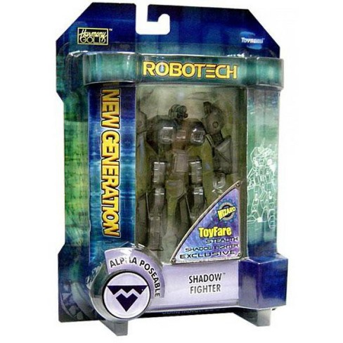 Robotech New Generation Shadow Fighter Action Figure [Sue Graham] - image 1 of 1