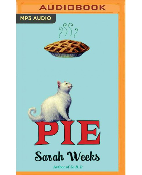 Pie (MP3-CD) (Sarah Weeks) - image 1 of 1