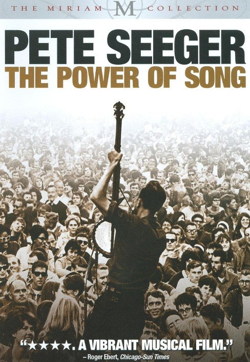 Pete seeger:Power of song (DVD) - image 1 of 1