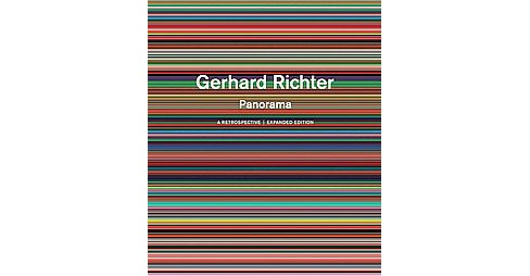 Gerhard Richter : Panorama (Expanded) (Hardcover) - image 1 of 1