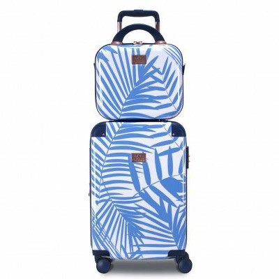 Chariot Travelware CHP-903 Fern 2pc Luggage Set