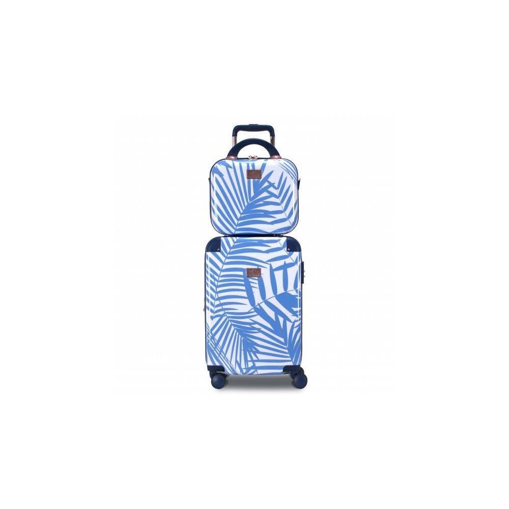 Chariot Travelware Chp 903 Fern 2pc Luggage Set