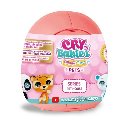 Cry Babies Magic Tears - Pet House image number null