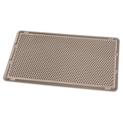 Tan Solid Doormat - (2'6 x4')- WeatherTech
