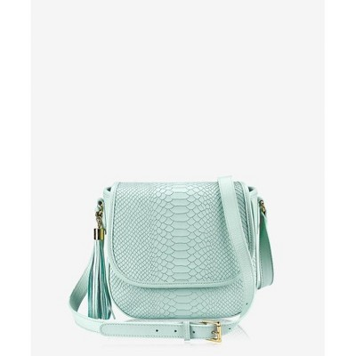 GiGi New York Kelly Saddle Cross Body Bag