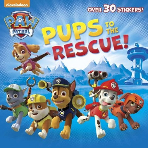Pups to the Rescue! (Paperback) by Random House - image 1 of 1