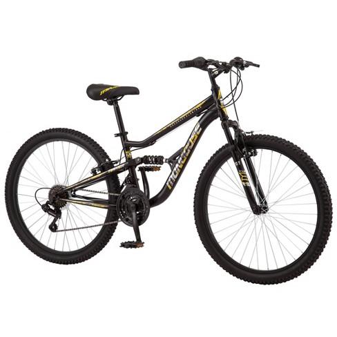 """Mongoose Men's Standoff 26"""" Mountain Bike - Black - image 1 of 4"""