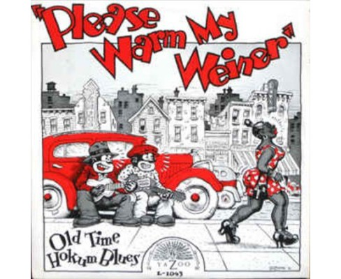 Various - Please Warm My Weiner:Old Time Hokum (Vinyl) - image 1 of 1