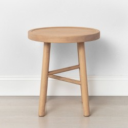 Shaker Accent Stool - Hearth & Hand™ with Magnolia