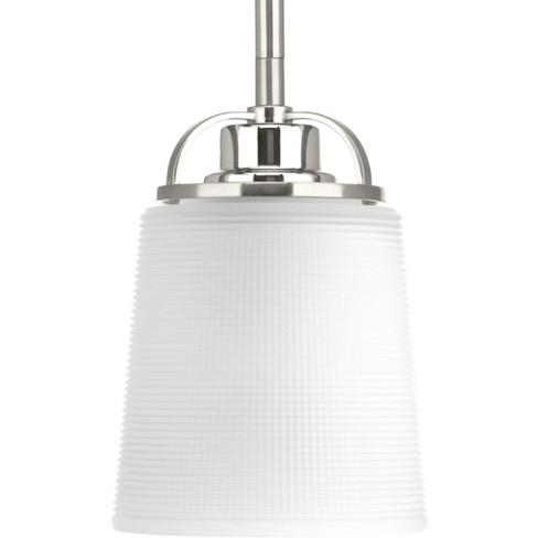 "Progress Lighting P500006 West Village Single Light 5"" Wide Mini Pendant - image 1 of 1"