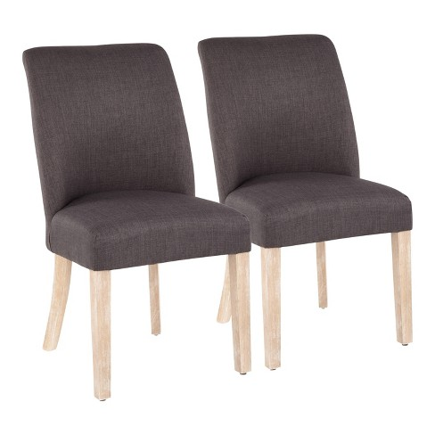 Set of 2 Tori Farmhouse Dining Chair - LumiSource - image 1 of 4